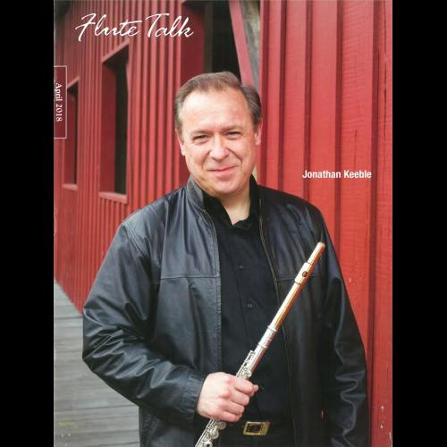 Keeble Flute Talk Cover